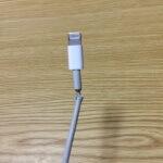 iPhoneの充電ケーブルは絶対これ!Apple認証で保証20ヶ月