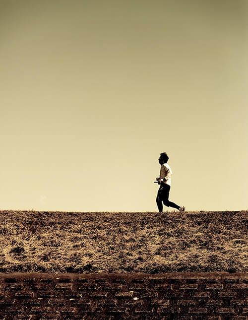 ジョギング画像