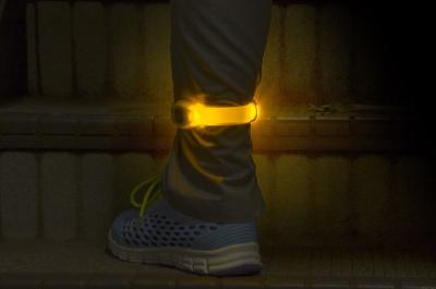 LEDバンド 足