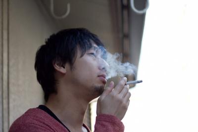 禁煙 不安
