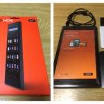 使い勝手最高のタブレットFire HD8のデメリットをあえて挙げてみる