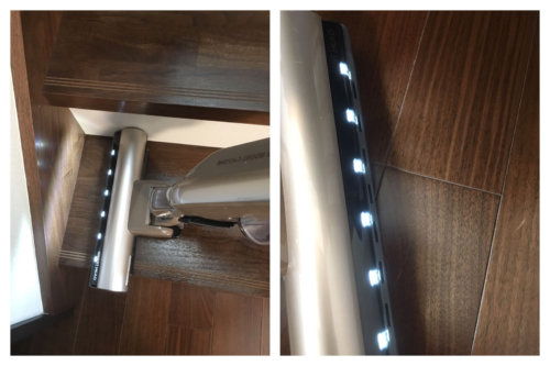 PV-BD400 LEDライト画像