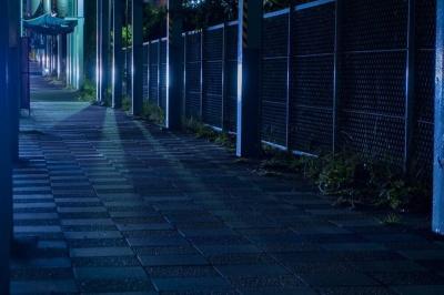 夜 ジョギング LEDバンド
