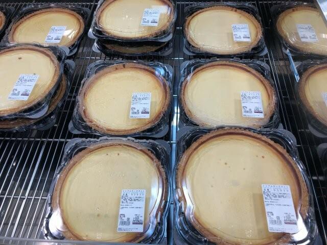 コストコのチーズケーキ画像