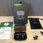 pasonomi TWS-X9 Bluetooth5.0対応のワイヤレスイヤホンレビュー!ペアリング、音質、装着感について