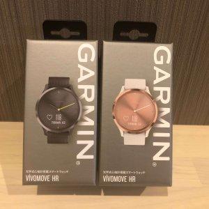 GARMIN(ガーミン) vivomoveHR Sport