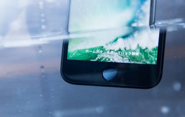 防水防塵 iPhone7