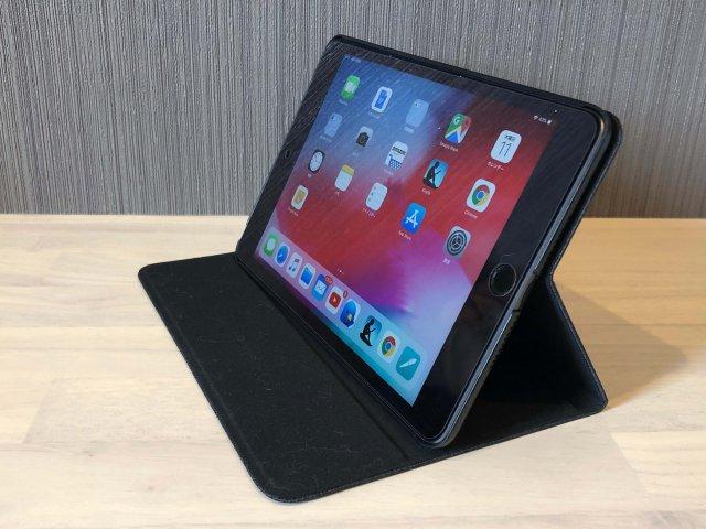 iPadmini5 スタンド状態