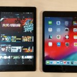 ファイヤータブレットとiPad比較